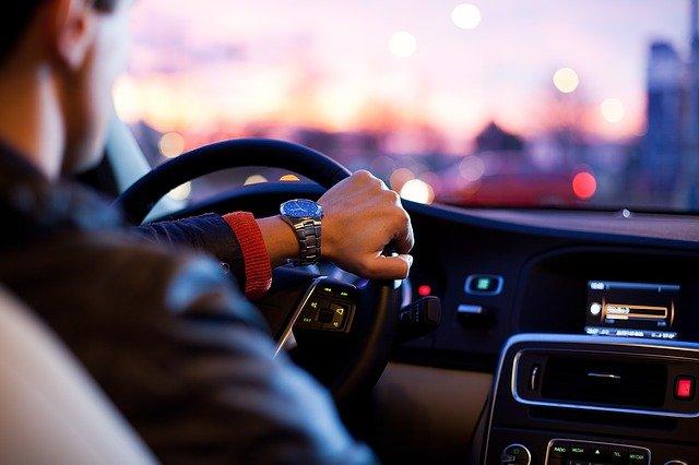 czujniki w samochodzie